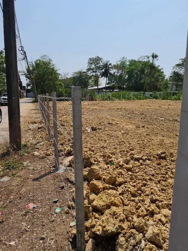ขายที่ดิน ในซอยเพชรเกษม 63 แยก 1 แปลงสวย 248 ตารางวา แขวง หลักสอง เขตบางแค กรุงเทพมหานคร