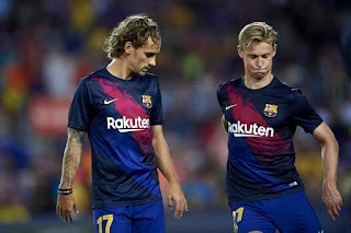Barcelona manager Ronald Koeman reveals position he wants to play Antoine Griezmann in