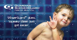 ShowerGuard Lifetime Coating from Guardian Glass