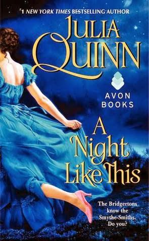 A Night Like This – Julia Quinn