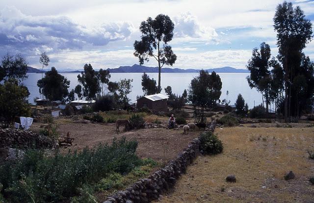 ile Amantani Titicaca