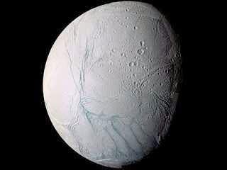 Enceladus, Rumah Bagi Alien