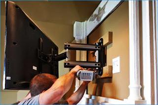 Instalação de Suportes de TV SP Zona Norte instalador técnico de suporte de tv
