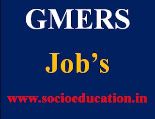 GMERS General Hospital - Himmatnagar Recruitment for Various Posts 2020