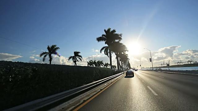 Miami, Orlando e um carro para viajar