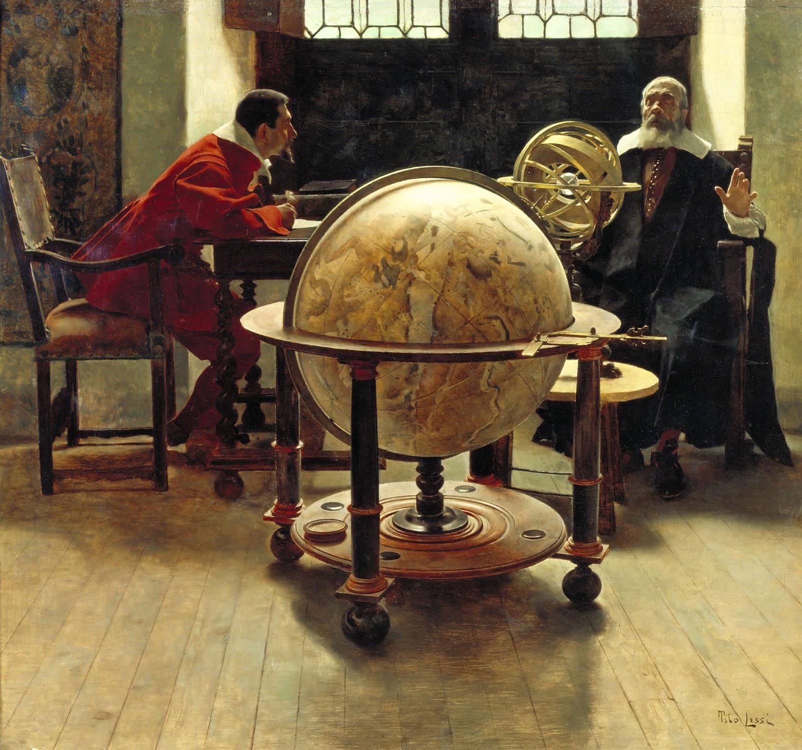 Τεκμήρια από τη δίκη του Γαλιλαίου