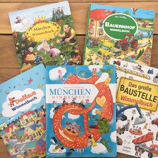 Wimmelbücher aus dem Wimmelbuchverlag