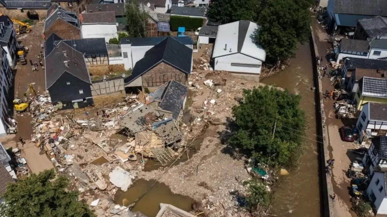 Inundaciones en Europa Occidental 2