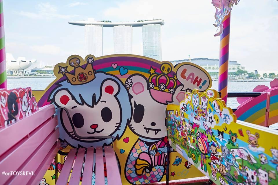 Tokioki Boat Cruise In Singapore (Begins Aug 2nd)