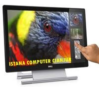 Monitor LED Touchscreen