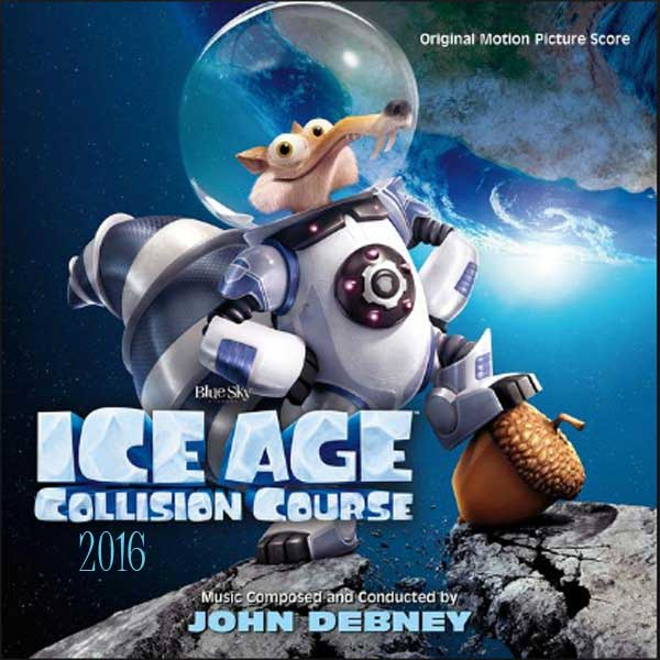 Ice Age 5, Ice Age: Collision Course, Film Ice Age: Collision Course, Ice Age: Collision Course Movie, Ice Age: Collision Course Trailer, Ice Age: Collision Course Review, Download Poster Film Ice Age: Collision Course 2016
