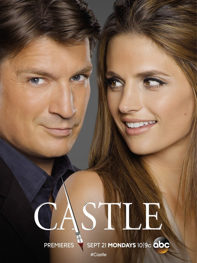 American TV Series-【Castle】, although there is a bad ending!