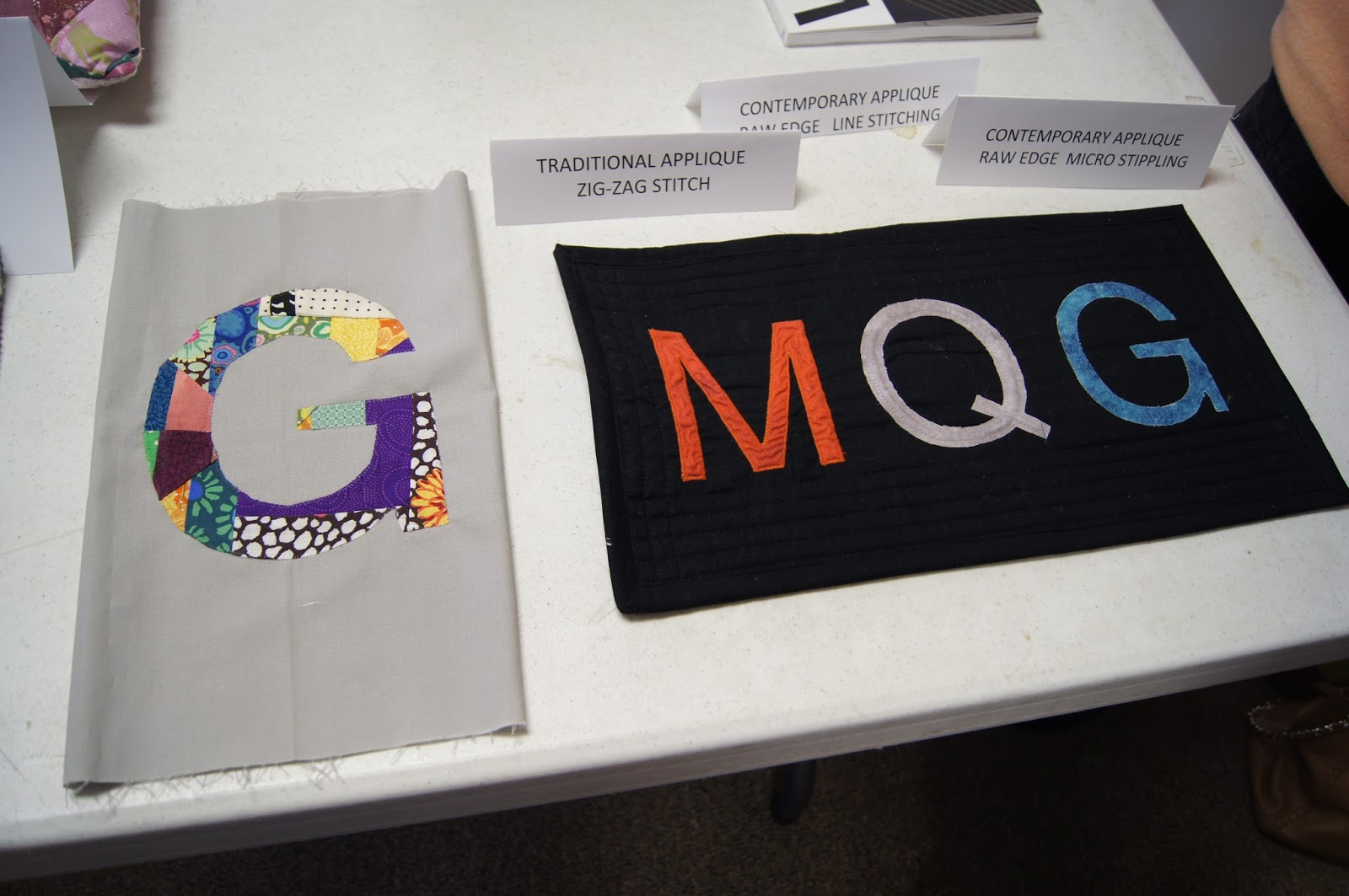 Chattanooga modern quilt guild: may 2017