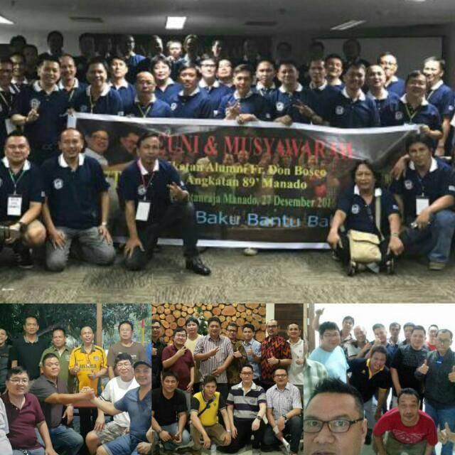 Alumni Don Bosco 89 Menjadi Pilot Projek Angkatan Penerus