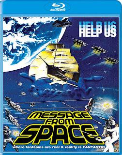 Mensaje Desde el Espacio [BD25] *Subtitulada