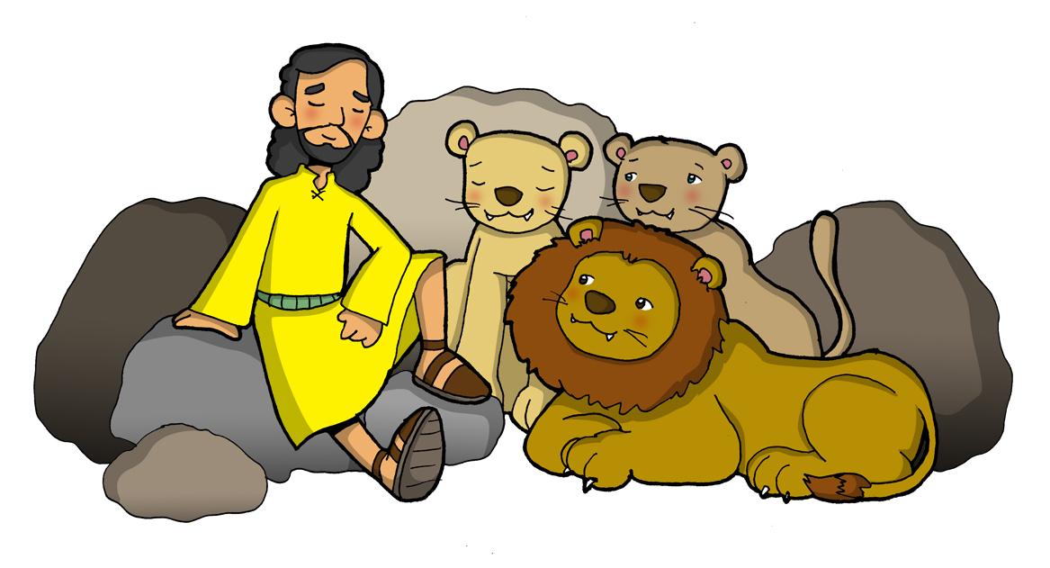 Lujo Daniel En La Guarida De Los Leones Ornamento - Dibujos Para ...