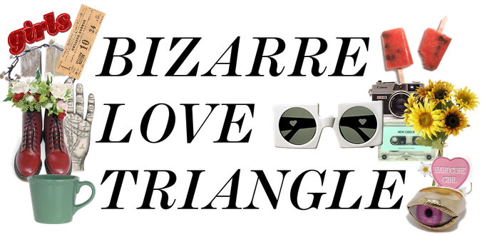 Bizarre Love Triangle Nouvelle 95