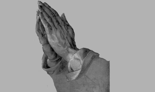 Betende Hände 15 Gedichte