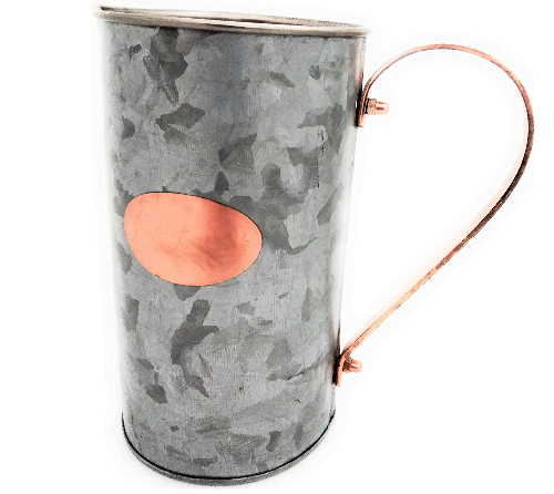 handcrafted juice pitcher 10th anniversary gift
