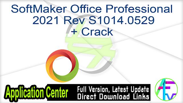 SoftMaker Office Professional 2021 Rev S1014.0529 + Crack