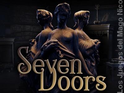 SEVEN DOORS - Guía del juego y vídeo guía Y