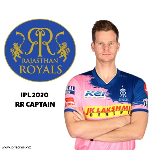 Rajasthan Royals Captain