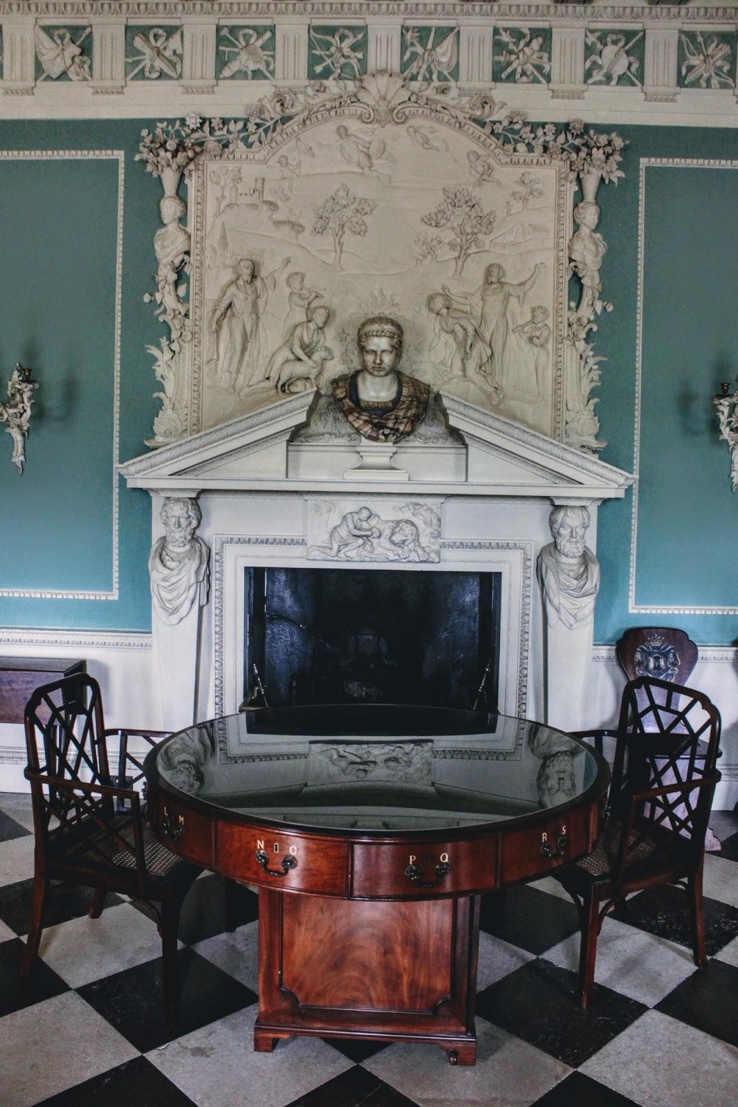 la lingua saltram house plymouth uk