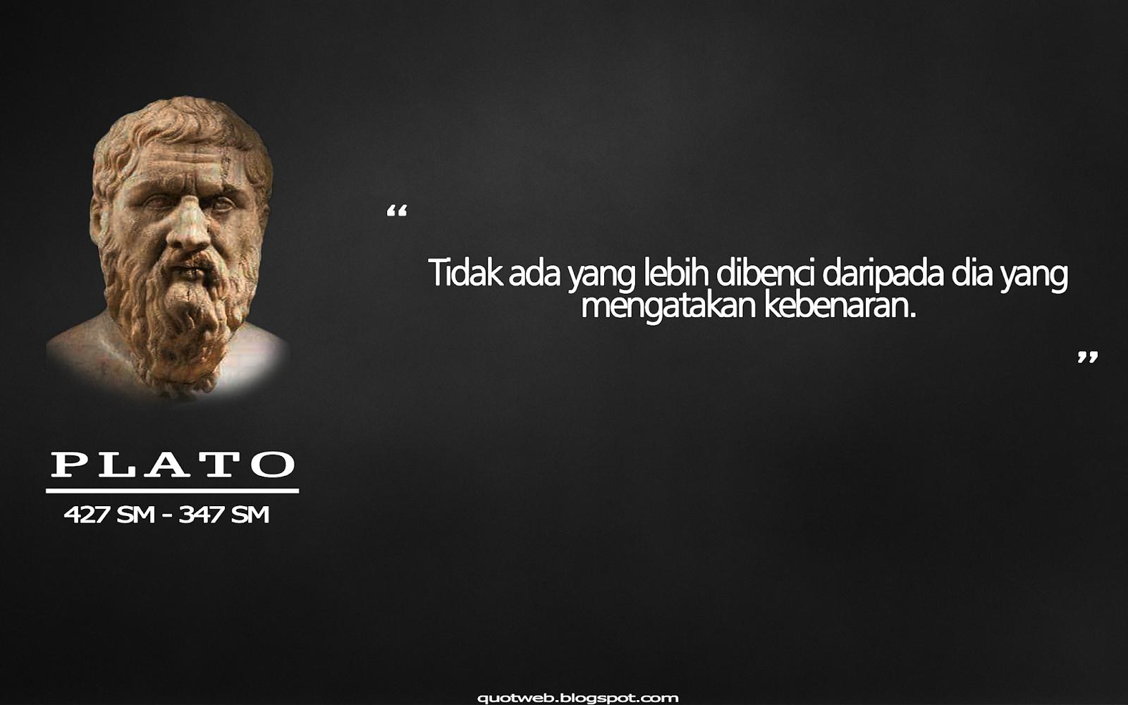 Kumpulan Kata Bijak Plato Quotweb