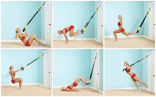 trx leg training