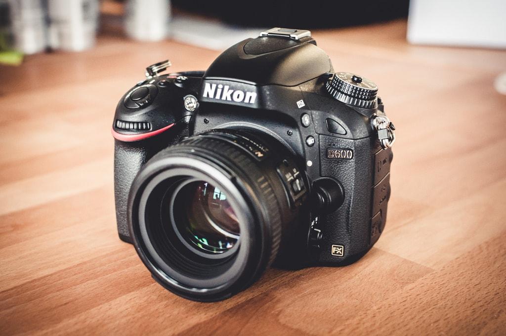 Nikon D600 Camera Firmware