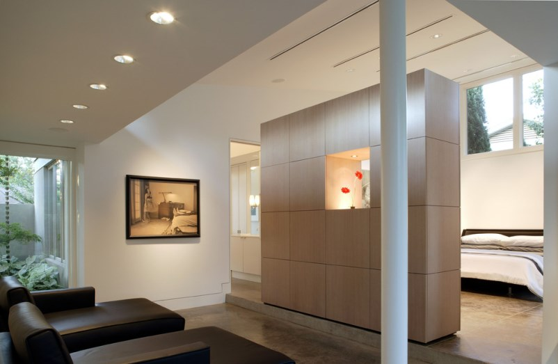 Room Divider Ideas And Partition Design As Element Of
