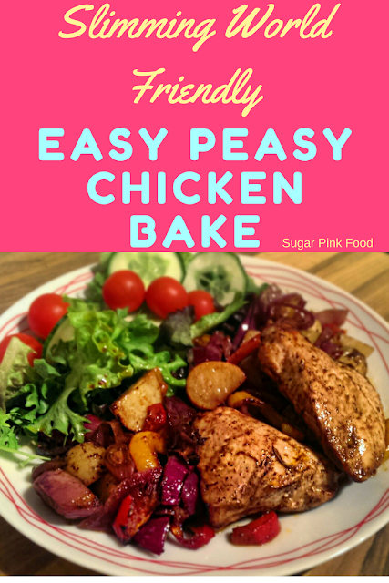 Easy Peasy Chicken Bake
