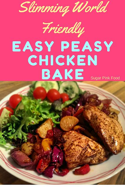 Easy Peasy Chicken Bake