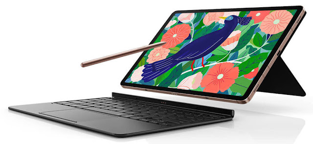 Samsung Galaxy Tab S7 & Tab S7+ Launched With 120Hz Display, 8GB RAM, S Pen, 10,090mAh Battery & More