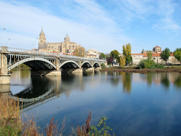 Romantic City Of Salamanca Spain Travel Notes And