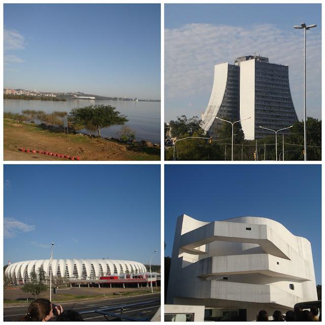 Linha Turismo centro histórico Porto Alegre
