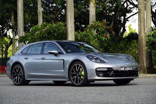 Porsche Panamera 4 e-Hybrid Sport Turismo