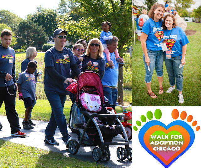 Introducing Walk for Adoption Chicago Providing the Chicago Suburbs with Adoption Resources and a Day to Celebrate Adoption