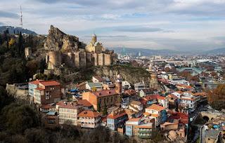 جورجيا تعاني من خسائر بسبب تراجع السياحة الروسية في اغسطس