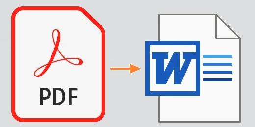 برنامج تحويل ملفات Pdf الى Word يدعم العربية