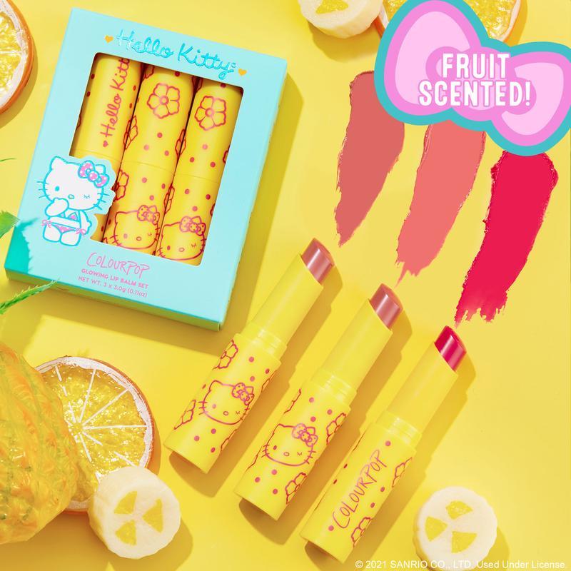 Colourpop Hello Kitty Tropical Escape Collection