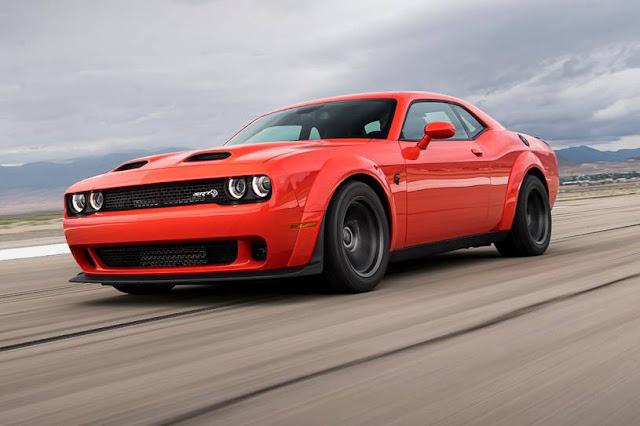 Dodge Challenger price in Egypt