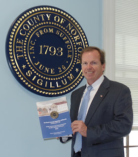 Register O'Donnell Announces 37,000th Book Printed at Registry of Deeds