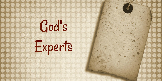 What Makes An Expert? Ephesians 4
