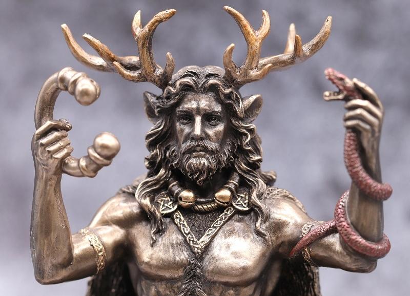 Quem Foi o Deus Cernuno na Mitologia Celta?