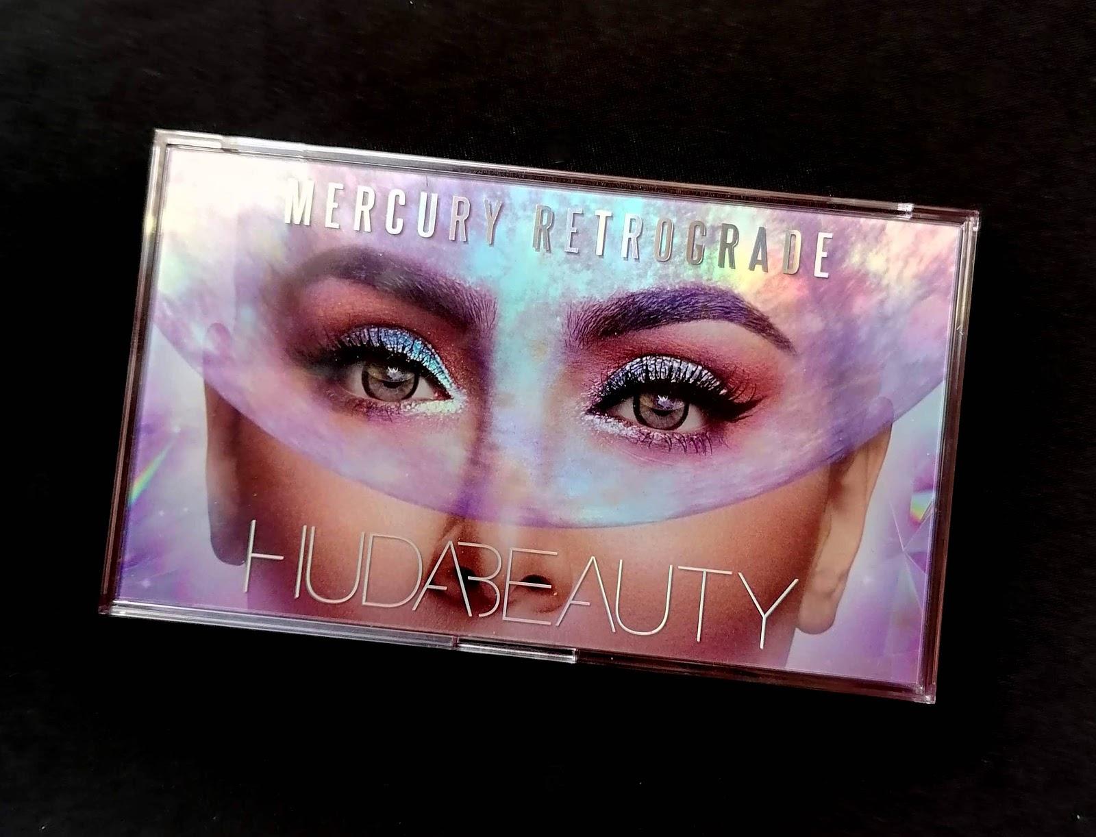Mercury Retrograde Huda Beauty review