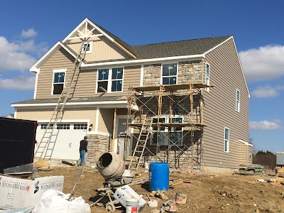 ryan homes milan exterior stone