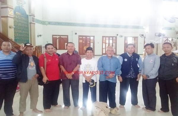 Tokoh Hadiri Undangan Gubernur Kalteng