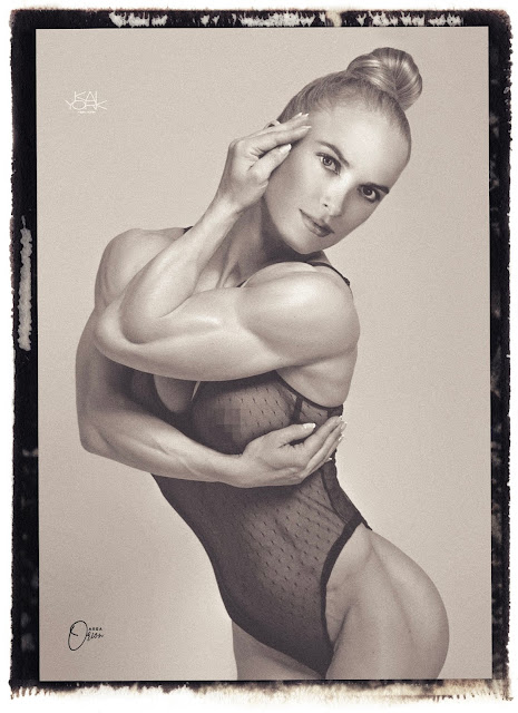 Grace Kelly Bodybuilder Muscles