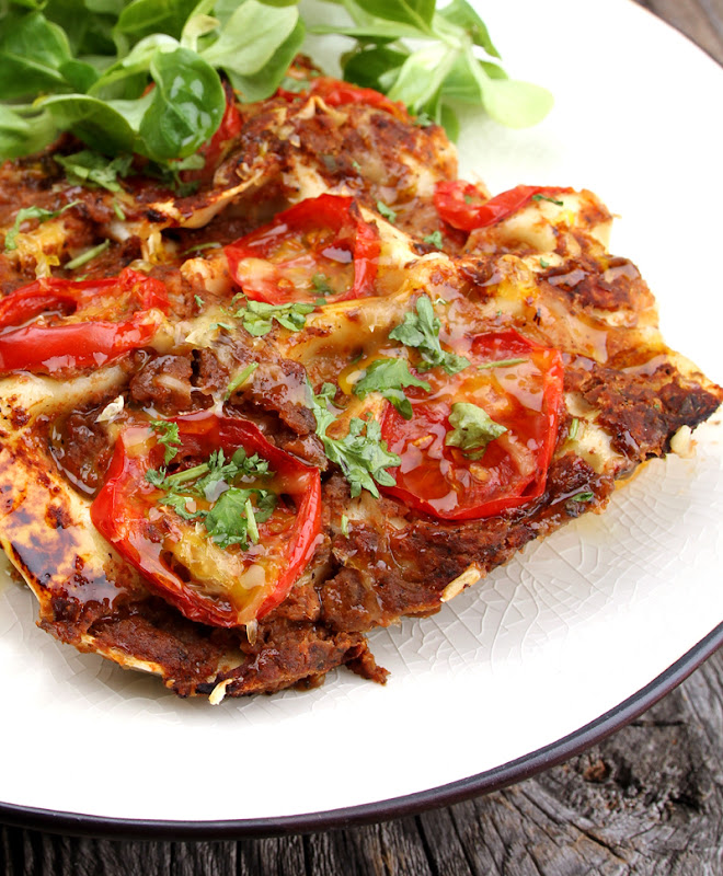 Oppskrift Hjemmelaget Lasagne Vegetarlasagne Vegansk Sunn Linsesaus Tips Grønnsaker